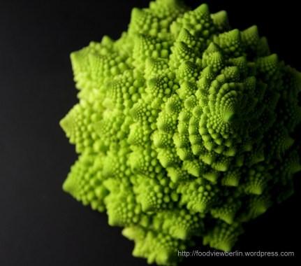 Romanesco Broccoli