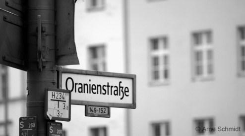 Signs – Berlin Kreuzberg, February 2013