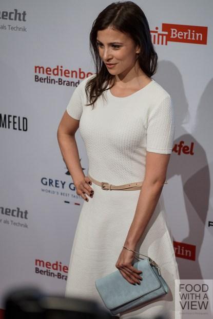 Aylin Tezel Medienboard Berlin-Brandenburg Reception @ Berlinale 2015