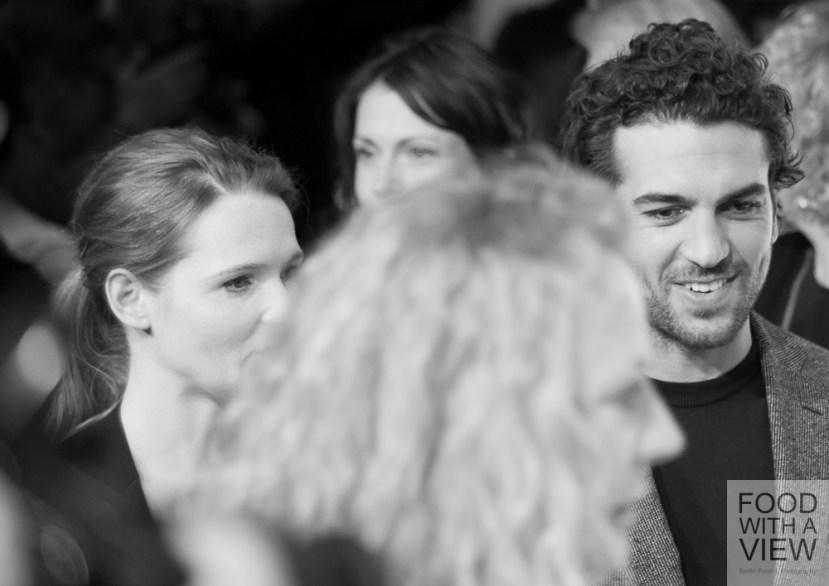 Elyas M'Barak Medienboard Berlin-Brandenburg Reception 2015