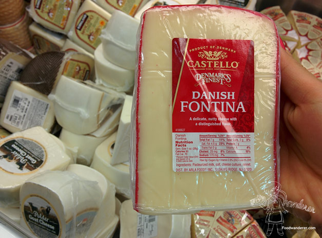 Danish Fontina Cheese