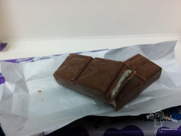 Milkinis Milk Chocolate Center