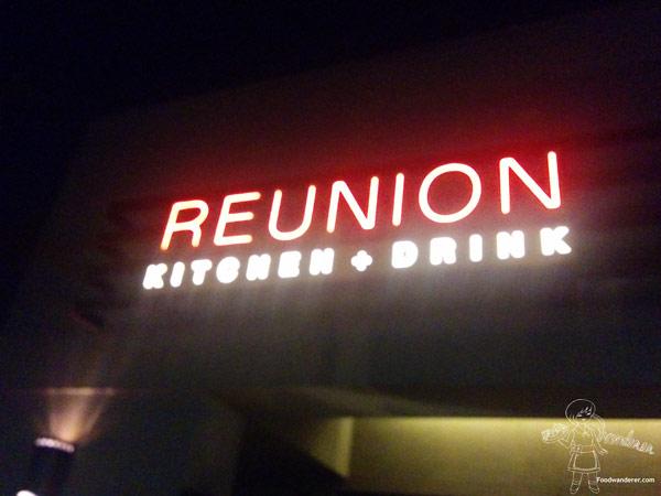 Reunion Kitchen + Drink