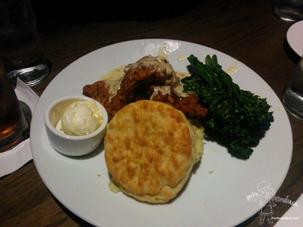 Rosemary's Chicken & Biscuits