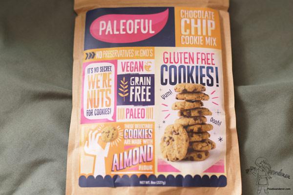 Paleoful  Chocolate Chip Cookie Mix