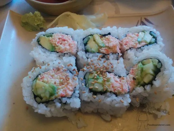 Taiko California Roll