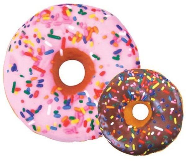iscream / Sweet Treats Donut Microbead Pillow