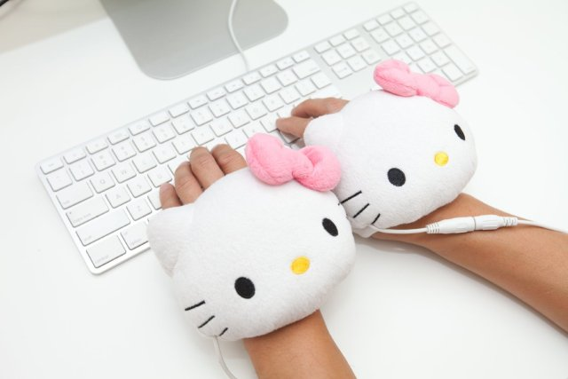 Sanrio Hello Kitty USB Gloves