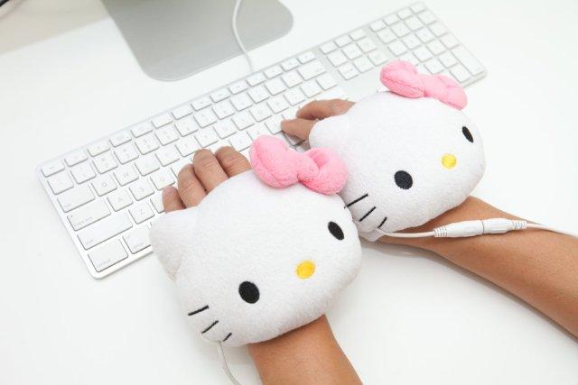 Sanrio Hello Kitty USB Gloves
