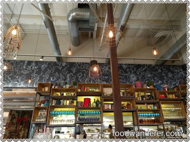 Cucina Enoteca Dining area Decor
