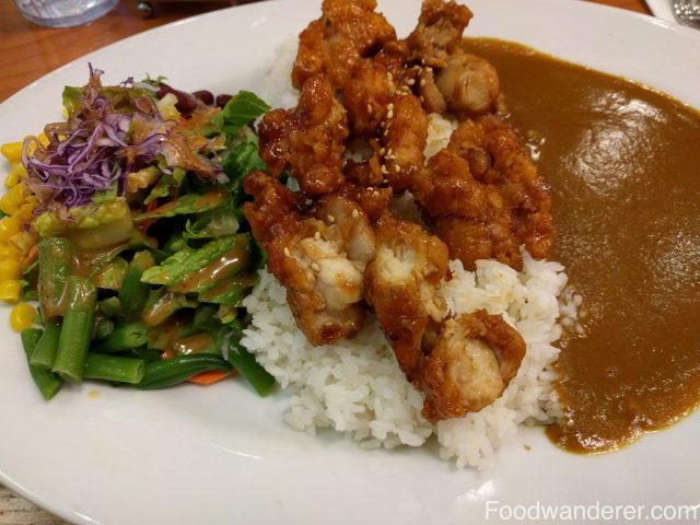 Curry House Sesame Chicken Curry