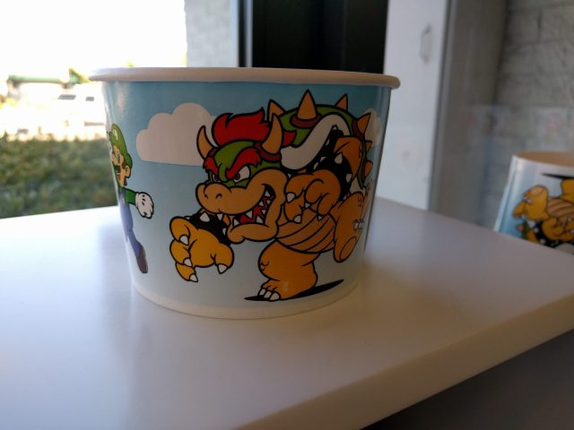 Bowser Yogurtland