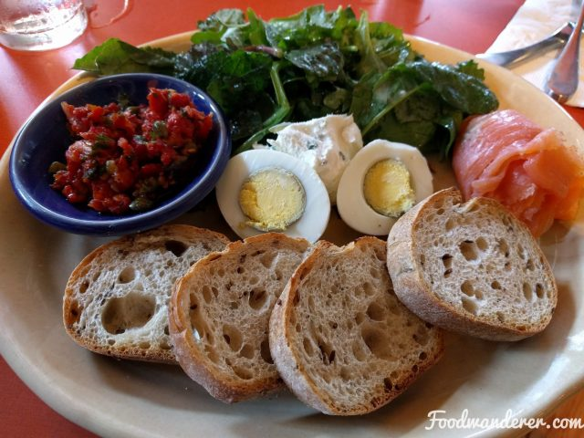 Snooze breakfast The Lower East Sider