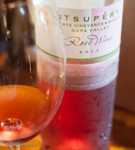 St. Supery Cabernet Sauvignon Rose