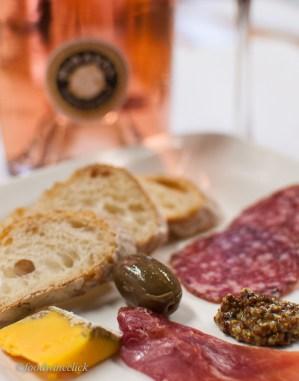 Perfect companions: wine and food
