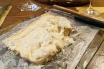 We finished with Gorgonzola Dolce...
