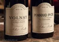 The top wines of Domaine Albert Boillot
