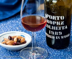 Colheita is a single vintage Tawny port.
