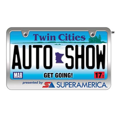 Twin Cities Auto Show Logo