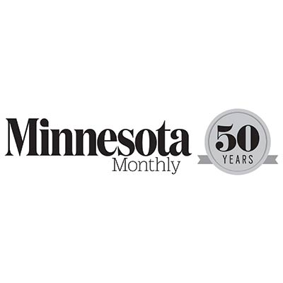 Minnesota Monthly 50th Anniversary logo