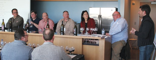 Taste Washington Wine Seminar