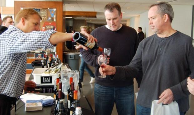 Food and Wine Experience Main Tasting