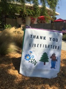 Thank You Fire Fighters of Carmel