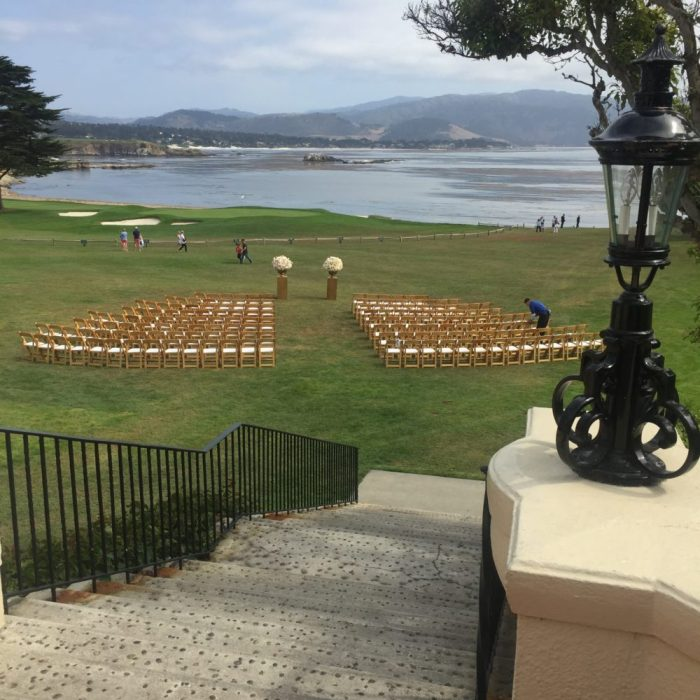 Pebble Beach Wedding