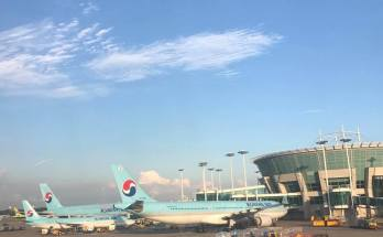 Korean Air at ICN Airport