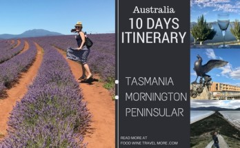 10 Days Itinerary Australia Tasmania Mornington