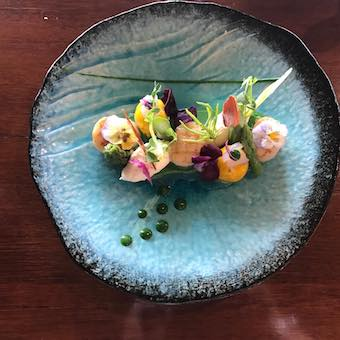frogmore creek food lunch