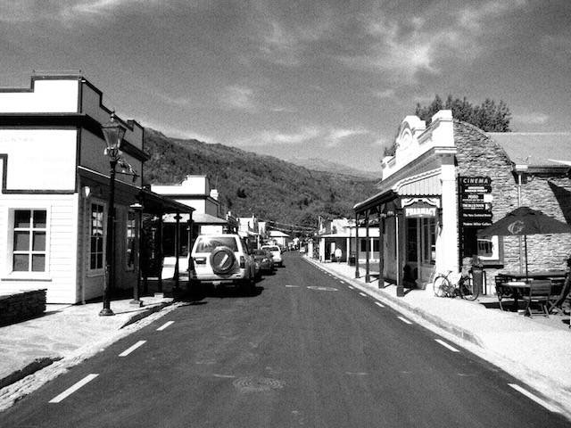 Arrowtown is a historic gold mining town in the Otago region of the South Island of New Zealand.