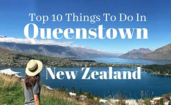 Top 10 things to do in Queenstown 5 days