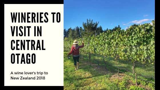 wineries to visit in Central Otago