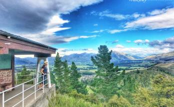 Conical hill walkway hanmer springs todo