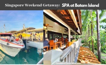 batam Spa singapore weekend getaway