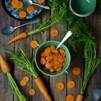 Xarope de Cenoura...uma receita de antigamente