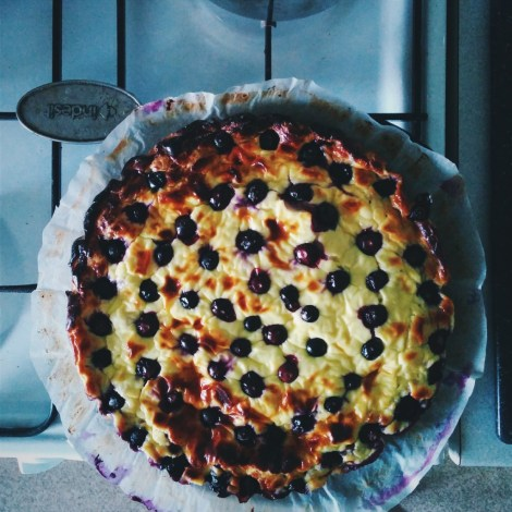 cherry cake by foodiesfeed | valentines day alternatives | foodwithaview.com