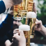 Cheers for beer | photo by Quentin dr | beer and food, food and beer | foodwithaview.com