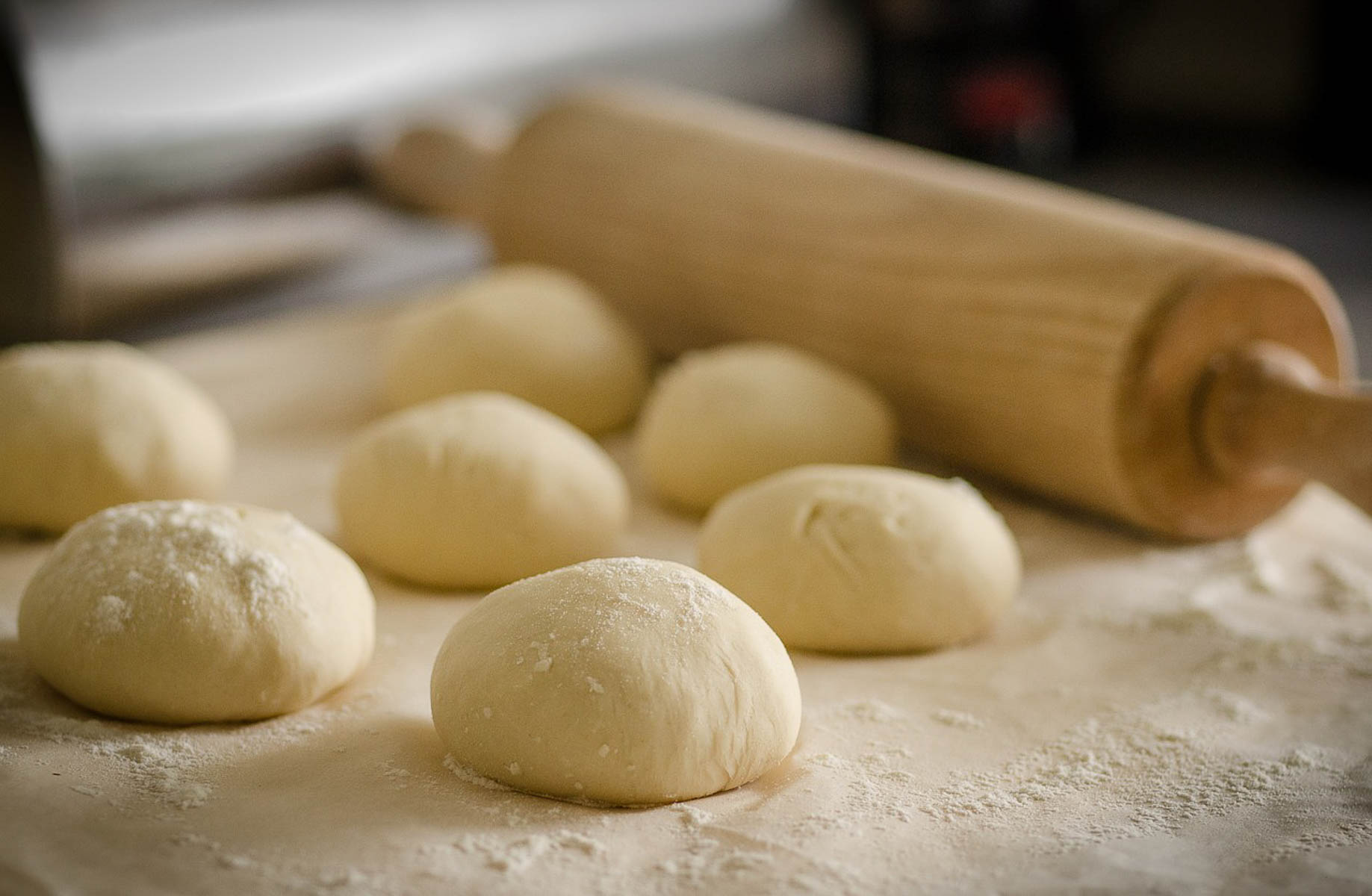 Rolling pin flour and dough made ahead | Holiday entertaining made simple with lessons learned from The Barefoot Contessa | foodwithaview.com