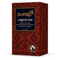 Original Chai. Pukka Teas.