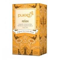Relax. Pukka tea.