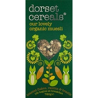Dorset Cereals Our Lovely Organic Muesli (780g)