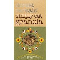 Dorset Cereals Oat Granola (550g)