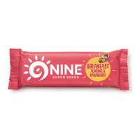 9 Bar Almond and Raspberry