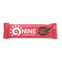 9 Bar Double Cocoa & Raspberry