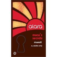 Maca's Secrets Muesli