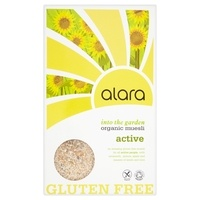 Organic Gluten-free active muesli