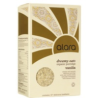 Organic Dreamy Vanilla Oats Porridge