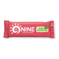 9 Bar Organic Sunflower Seed